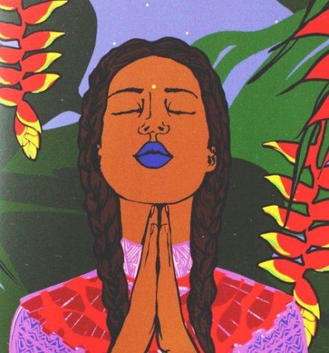 Meditiation in the Jungle